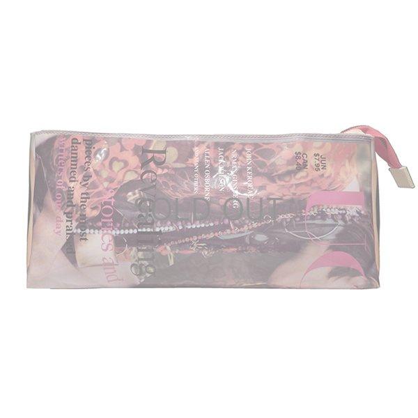 """画像1: MATATABI - """"magazine clutch bag"""" (1)"""
