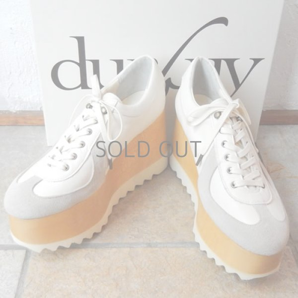 画像1: durbuy - NEW GERMAN TRAINER [IVORY / HIGH] (1)